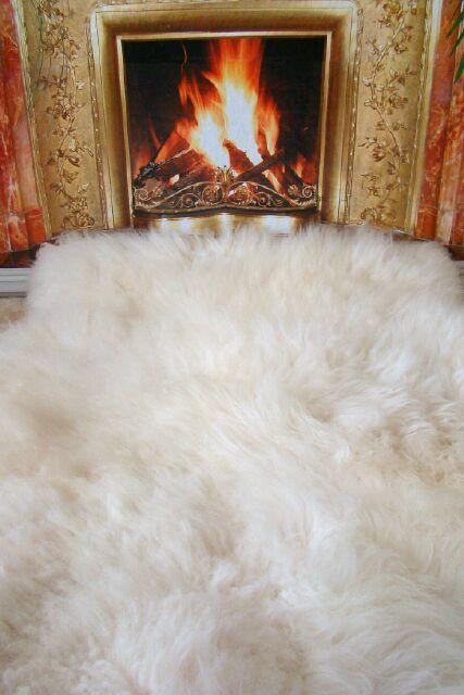 pelzdecken discount lammfell teppich wei. Black Bedroom Furniture Sets. Home Design Ideas
