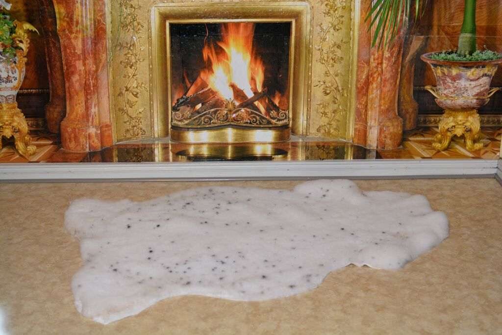 lammfell bettauflage elegant betteinlage lammfell x cm vollfell auflage felldecke bettfell with. Black Bedroom Furniture Sets. Home Design Ideas